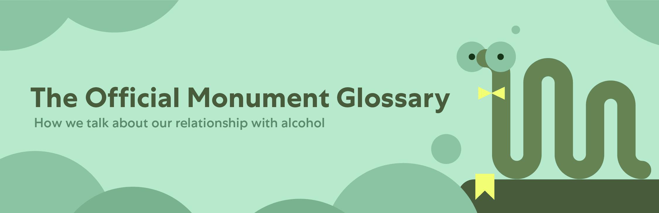 glossary header